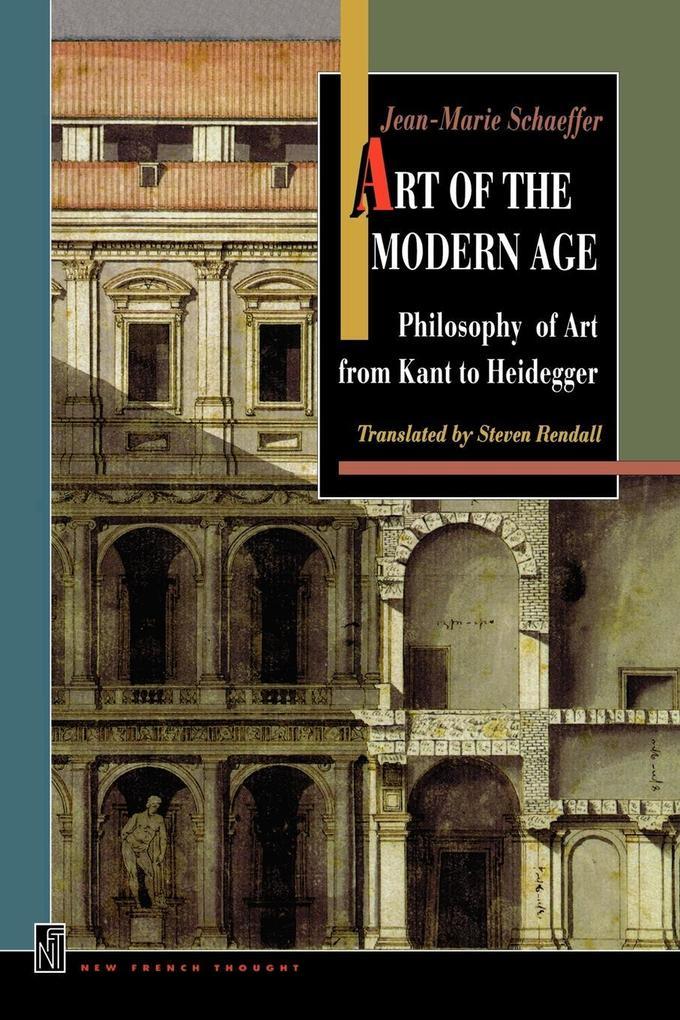Art of the Modern Age als Taschenbuch