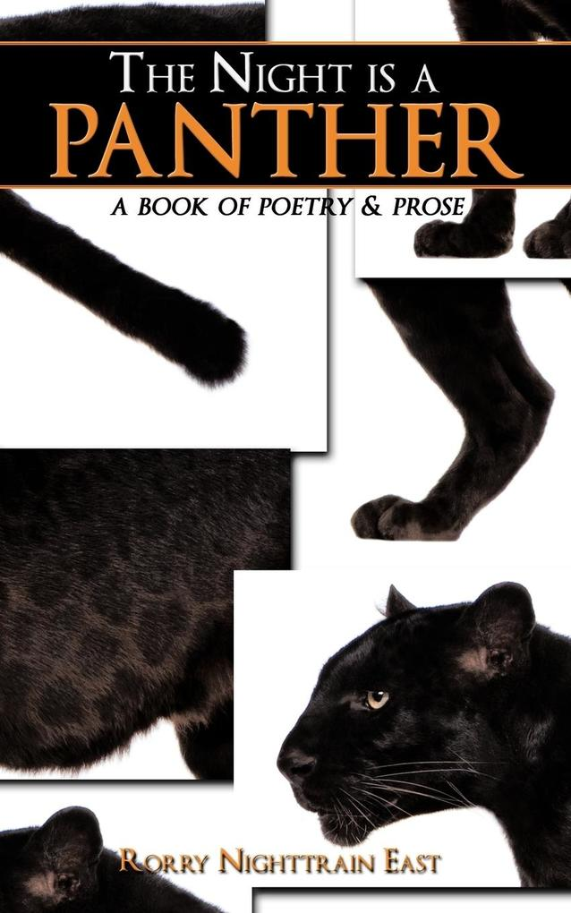 The Night Is a Panther: A Book of Poetry & Prose als Taschenbuch