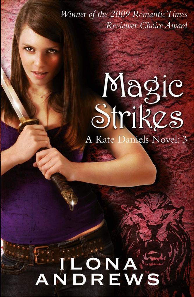 Magic Strikes als Taschenbuch