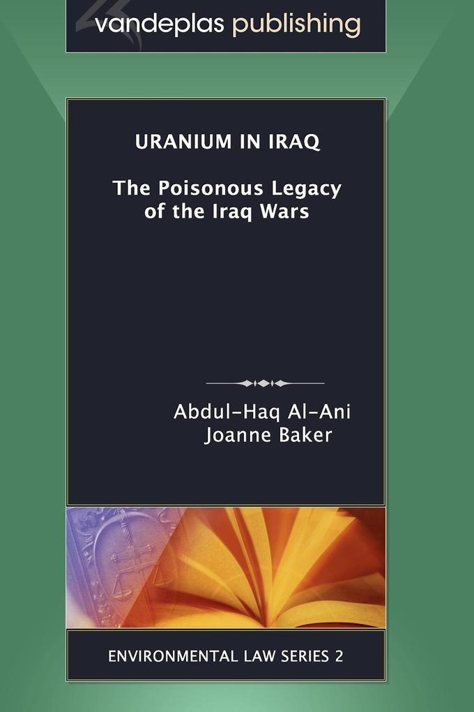 Uranium in Iraq als Taschenbuch