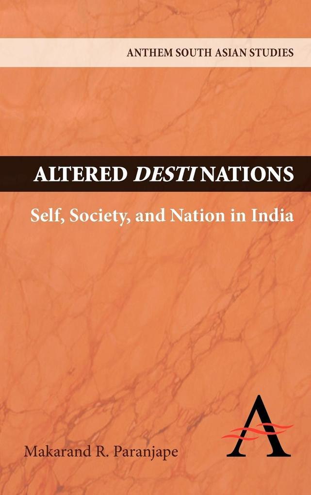 Altered Destinations als Buch (gebunden)