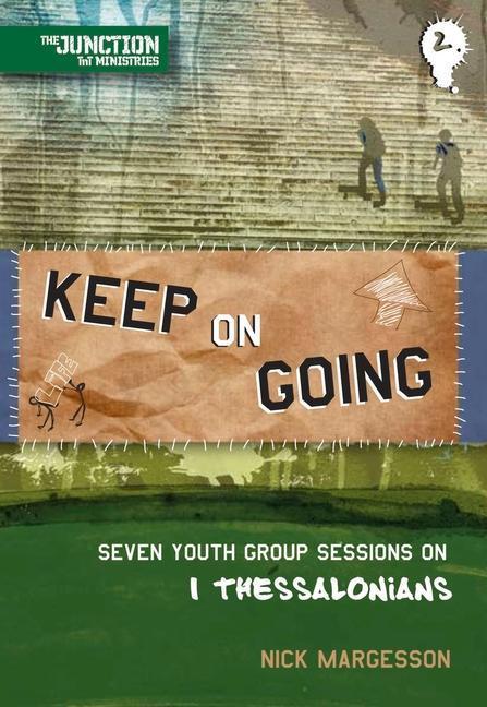 Keep on Going als Taschenbuch