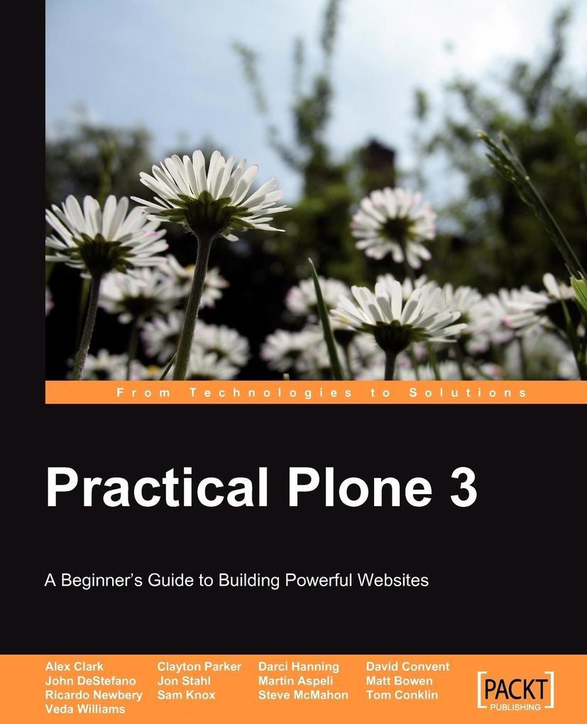 Practical Plone 3 als Taschenbuch