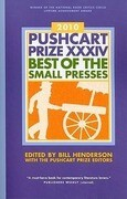 Pushcart Prize: Best of the Small Presses