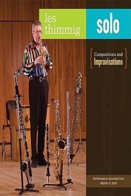 Les Thimmig Solo: Compositions and Improvisations als Hörbuch CD