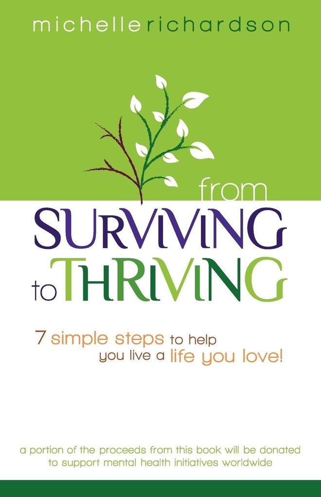 From Surviving to Thriving als Taschenbuch
