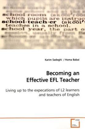 Becoming an Effective EFL Teacher als Buch (gebunden)