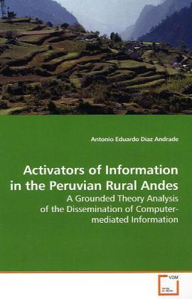 Activators of Information in the Peruvian Rural Andes als Buch (gebunden)