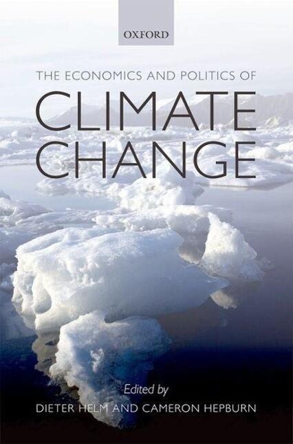 The Economics and Politics of Climate Change als Buch (gebunden)
