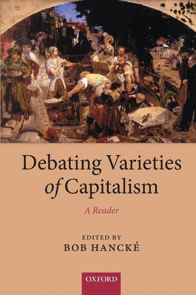 Debating Varieties of Capitalism als Taschenbuch
