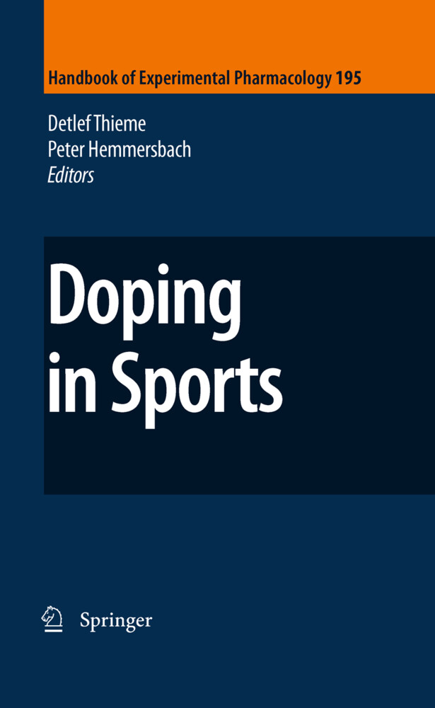 Doping in Sports als Buch (gebunden)