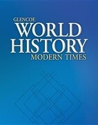 Glencoe World History: Modern Times, Spanish Reading Essentials and Note-Taking Guide Workbook