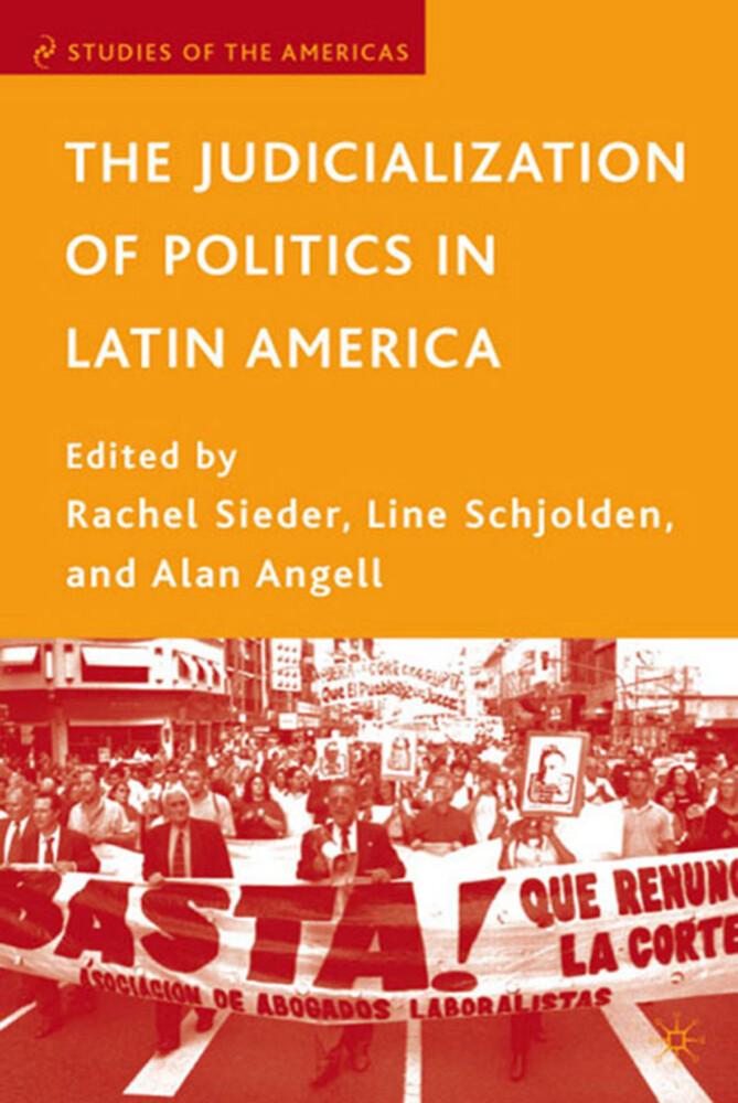 The Judicialization of Politics in Latin America als Taschenbuch