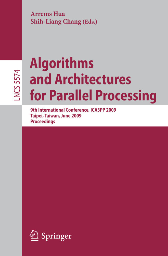 Algorithms and Architectures for Parallel Processing als Buch (kartoniert)