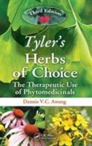 Tyler's Herbs of Choice als Buch (gebunden)