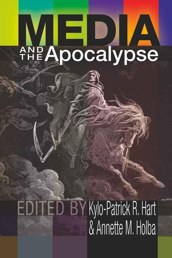 Media and the Apocalypse als Buch (gebunden)