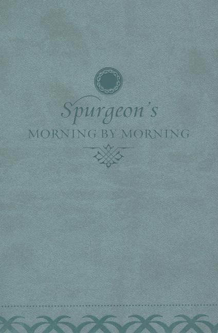 Morning by Morning als Buch (Ledereinband)
