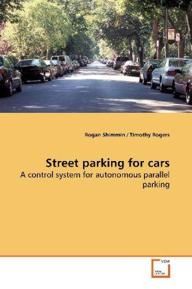 Street parking for cars als Buch (gebunden)