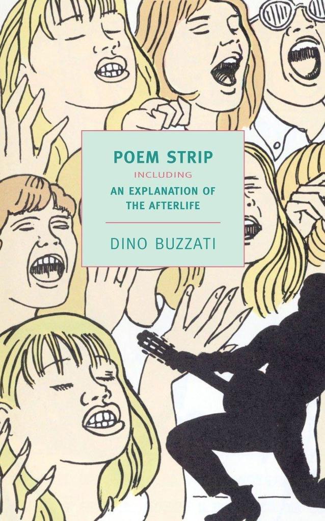 Poem Strip als Taschenbuch