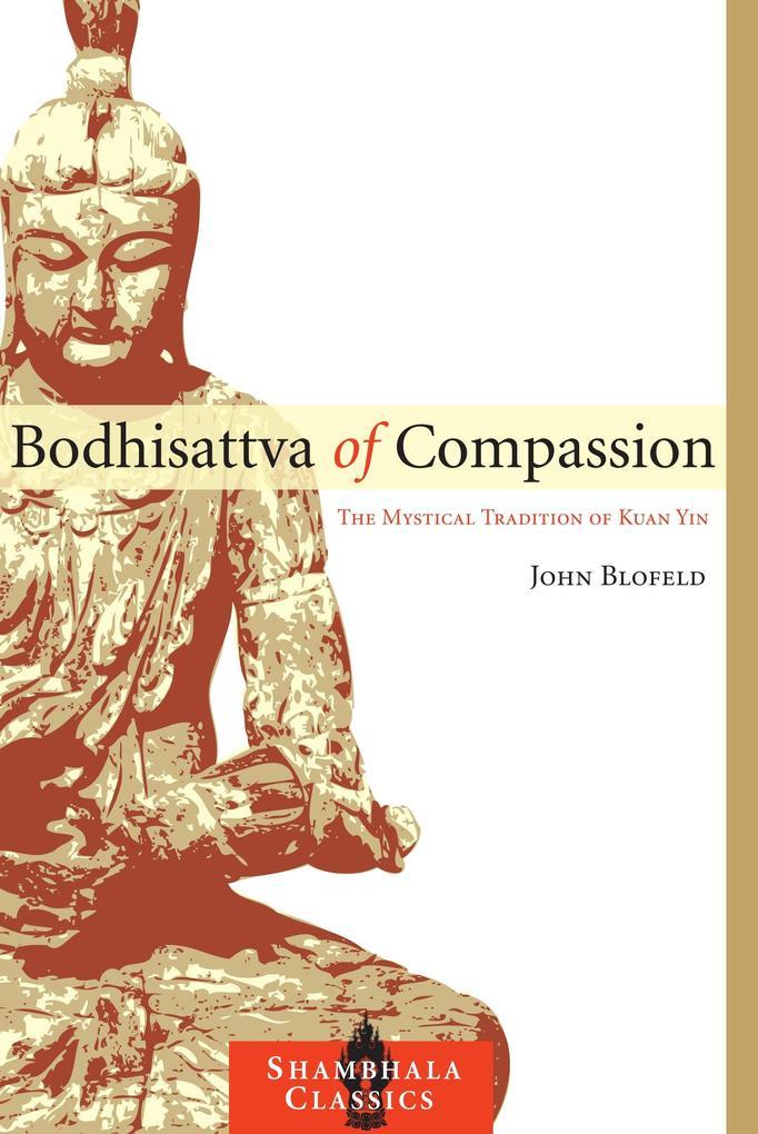 Bodhisattva Of Compassion als Taschenbuch