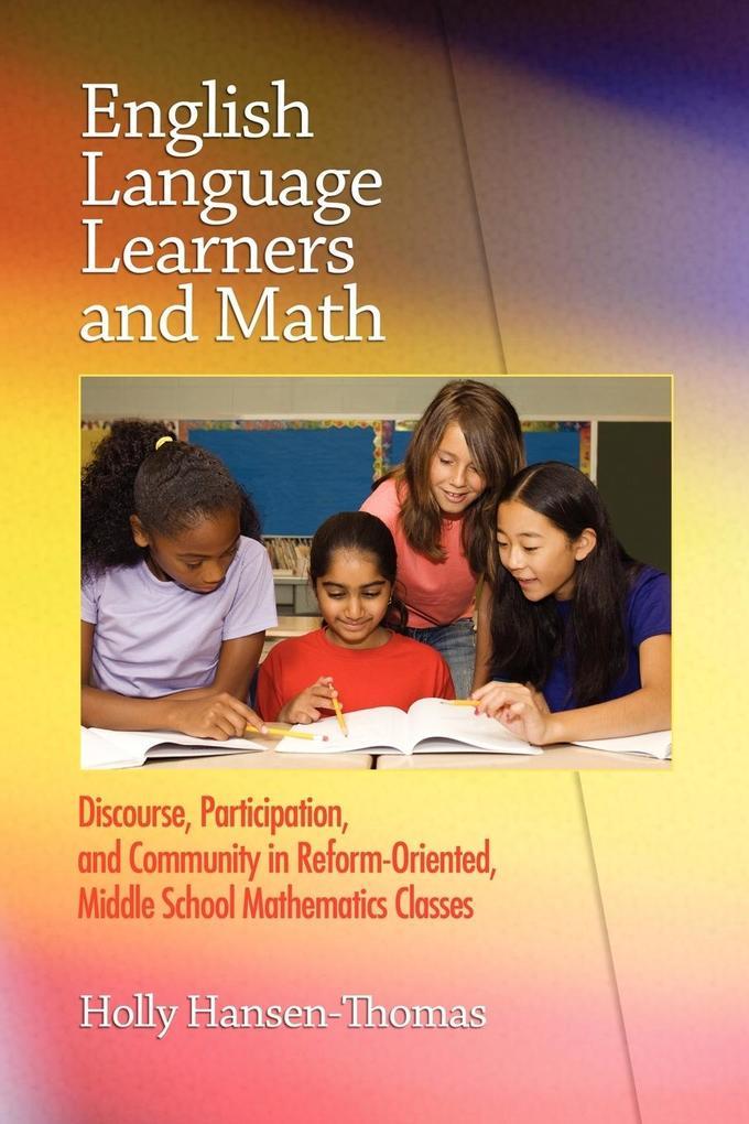English Language Learners and Math als Taschenbuch