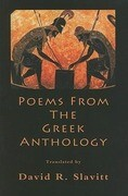 Poems from the Greek Anthology