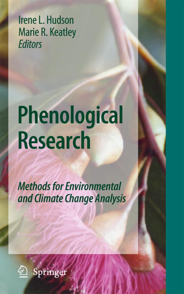 Phenological Research als Buch (gebunden)