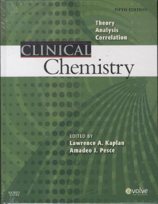 Clinical Chemistry als Buch (gebunden)