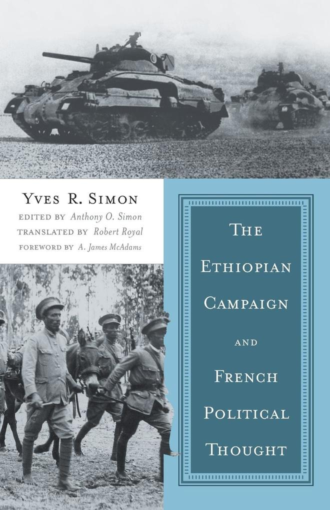 Ethiopian Campaign and French Political Thought als Taschenbuch