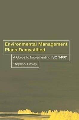 Environmental Management Plans Demystified als Buch (gebunden)