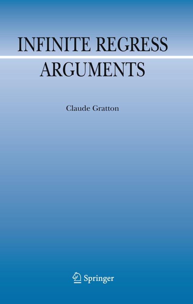 Infinite Regress Arguments als Buch (gebunden)