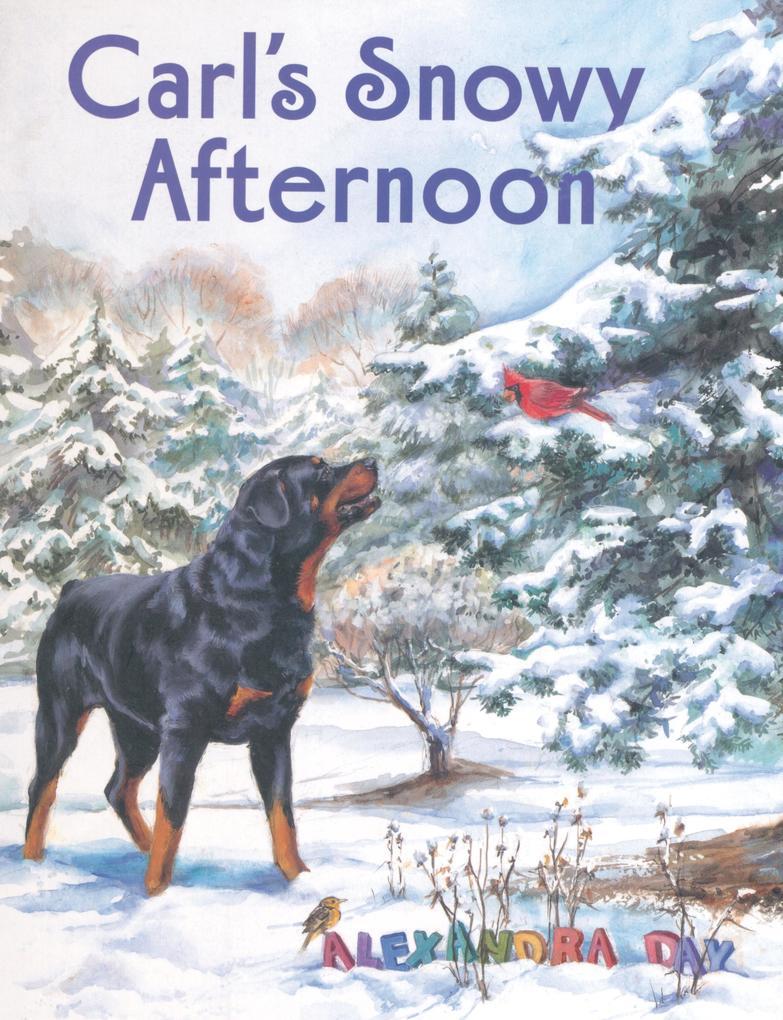 Carl's Snowy Afternoon als Buch (gebunden)