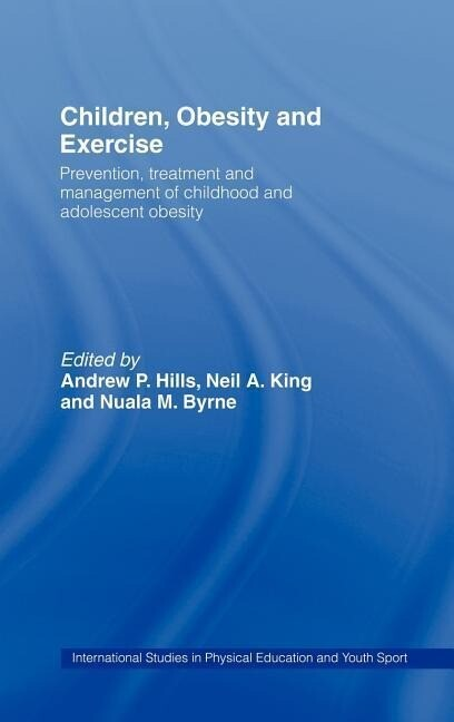 Children, Obesity and Exercise als Buch (gebunden)