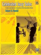 Celebrated Jazzy Solos, Bk 5: 6 Solos in Jazz Styles for Intermediate to Late Intermediate Pianists