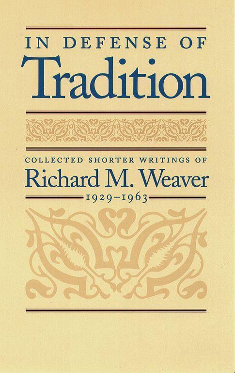 In Defense of Tradition als Taschenbuch