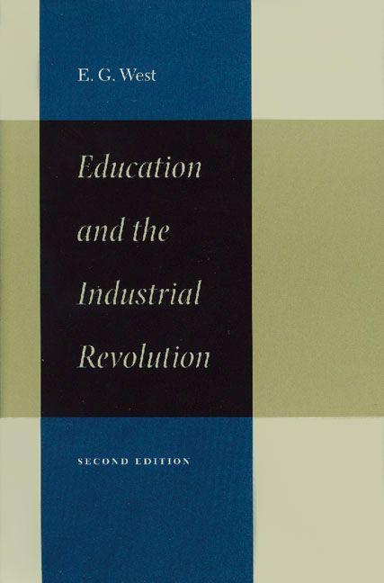 Education and the Industrial Revolution als Buch (gebunden)