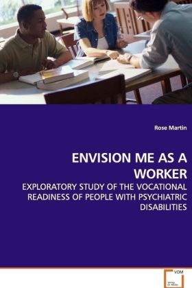 ENVISION ME AS A WORKER als Buch (gebunden)