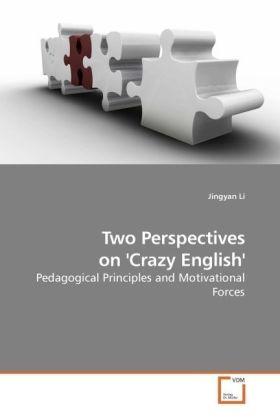 Two Perspectives on 'Crazy English' als Buch (gebunden)