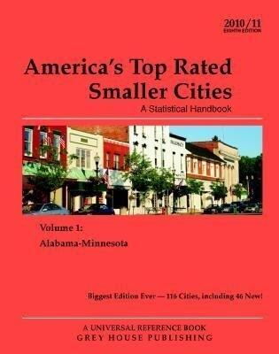 America's Top-Rated Smaller Cities 2010 als Buch (gebunden)