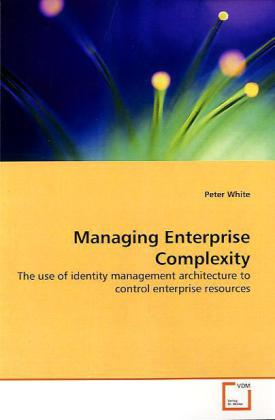 Managing Enterprise Complexity als Buch (gebunden)