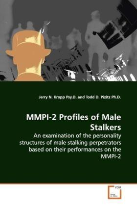 MMPI-2 Profiles of Male Stalkers als Buch (kartoniert)