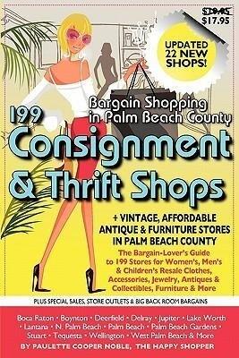 Bargain Shopping in Palm Beach County als Taschenbuch