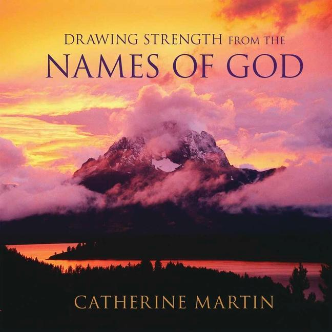 Drawing Strength from the Names of God als Buch (gebunden)