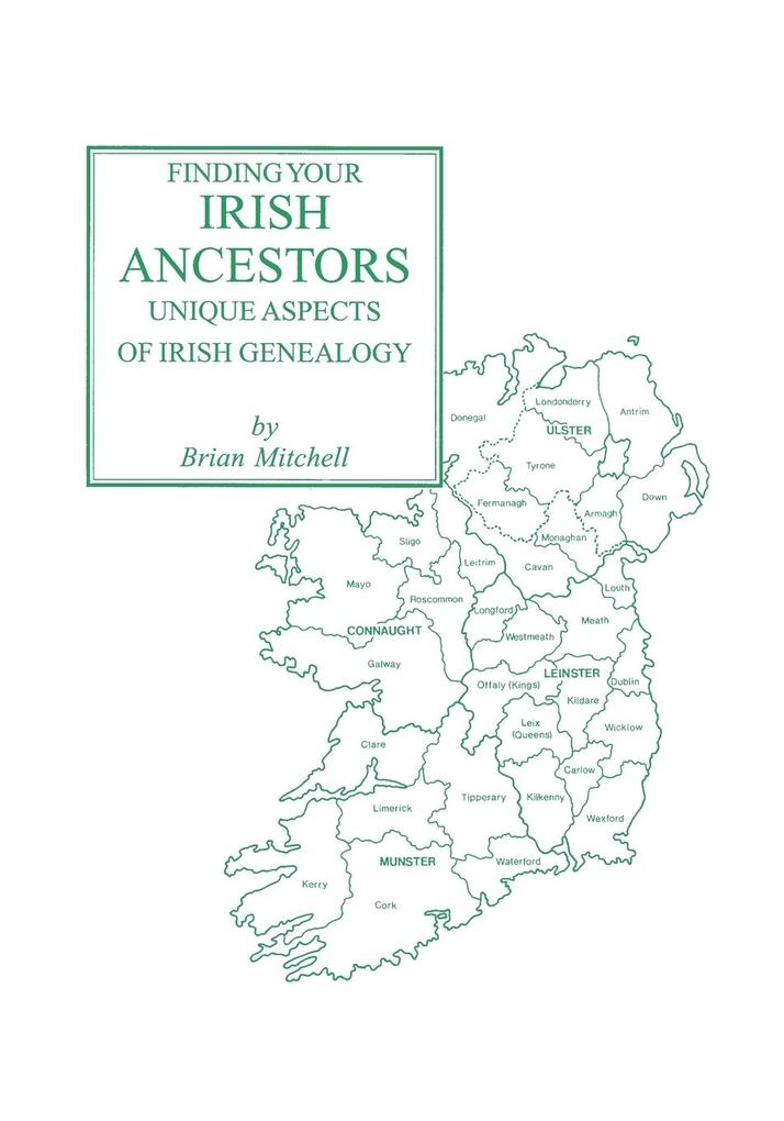 Finding Your Irish Ancestors als Taschenbuch