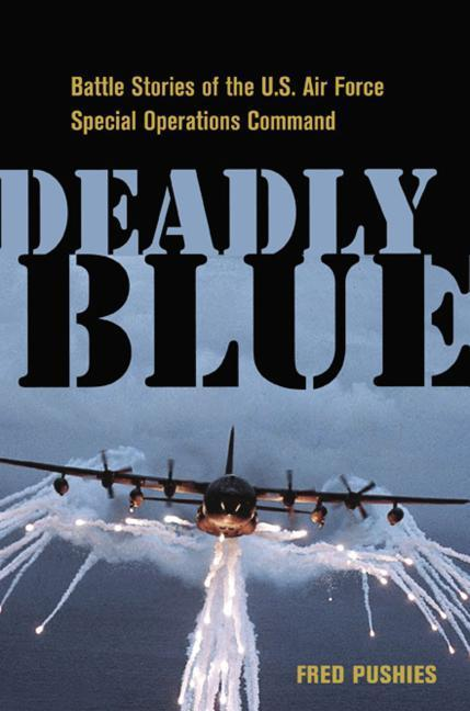 Deadly Blue: Battle Stories of the U.S. Air Force Special Operations Command als Buch (gebunden)