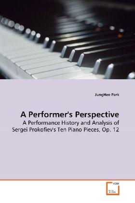 A Performer's Perspective als Buch (gebunden)