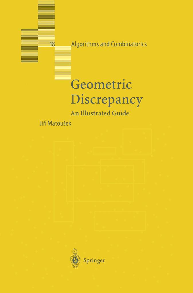 Geometric Discrepancy als Buch (kartoniert)