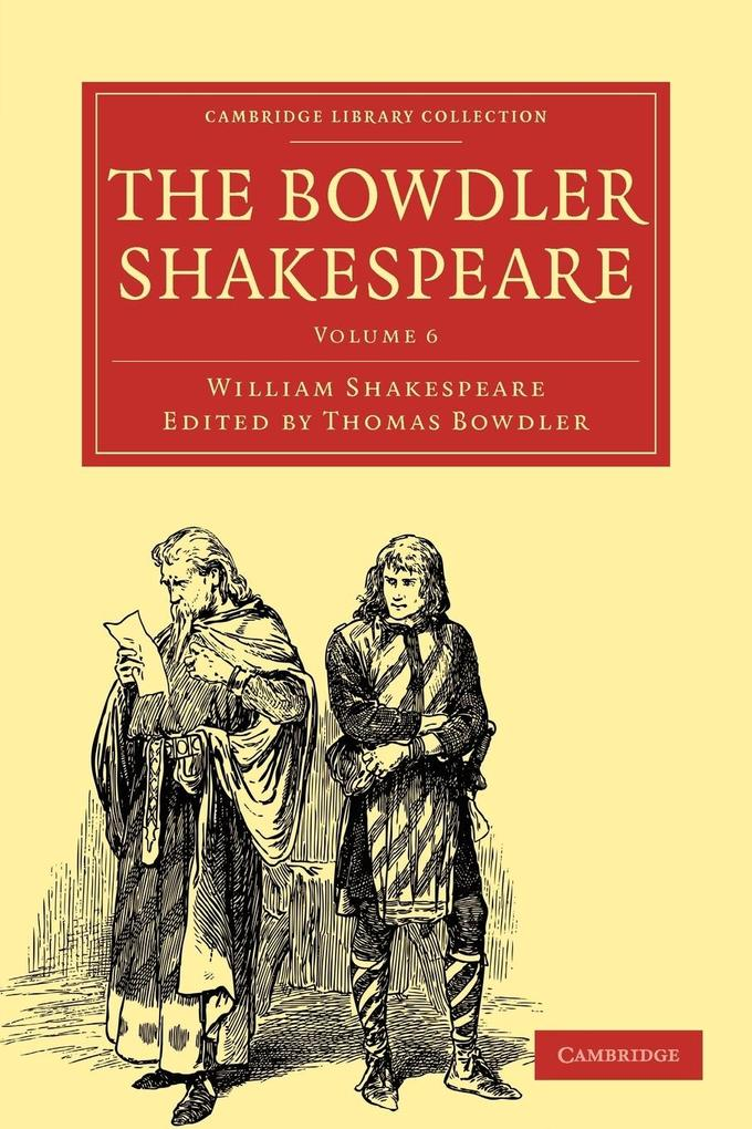 The Bowdler Shakespeare als Taschenbuch