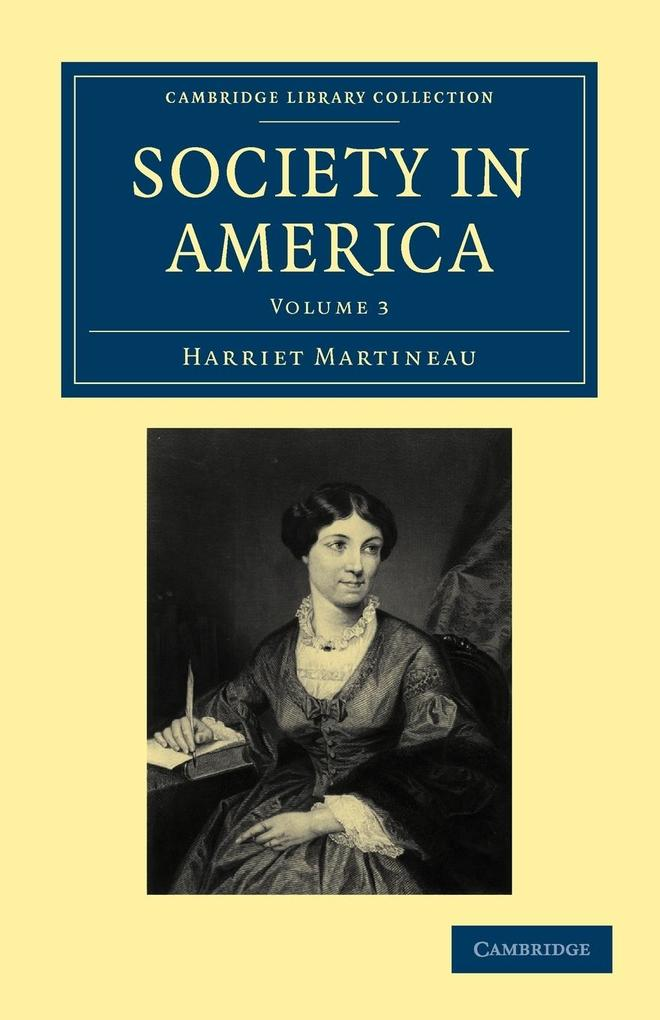 Society in America als Taschenbuch
