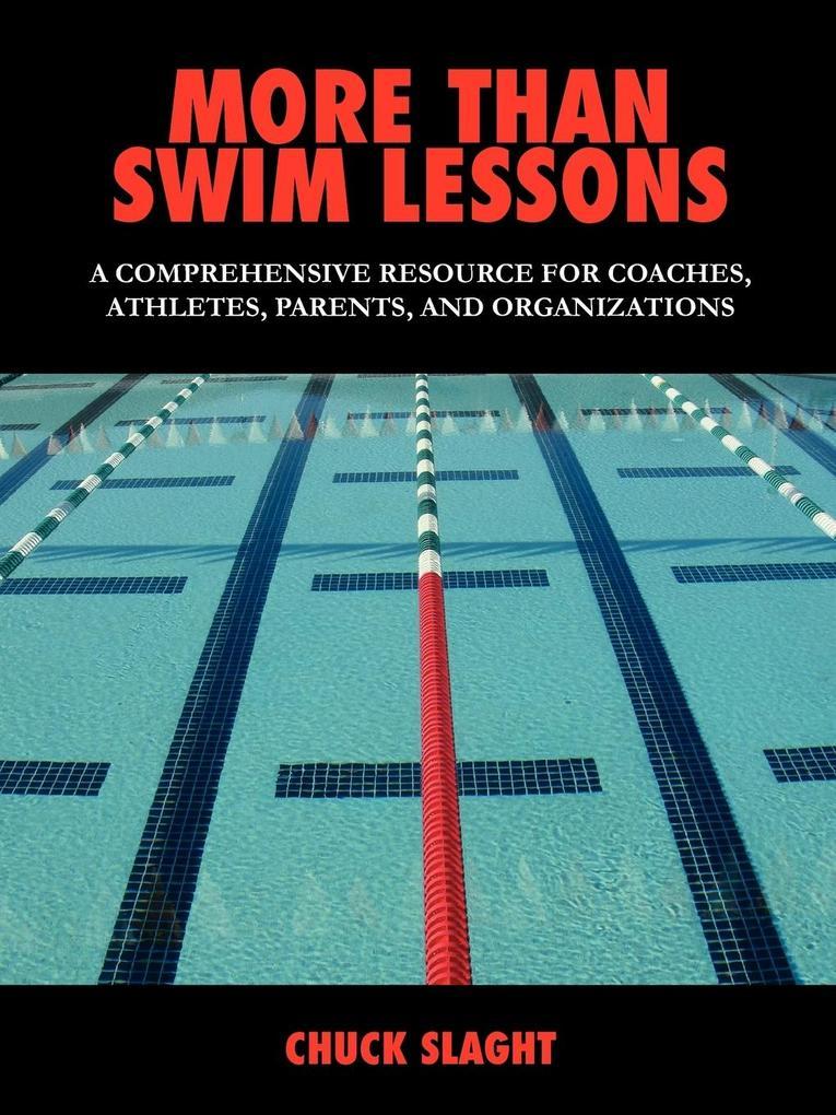 More Than Swim Lessons als Taschenbuch